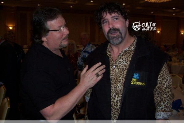 Ted Dibiase Mick Foley 2