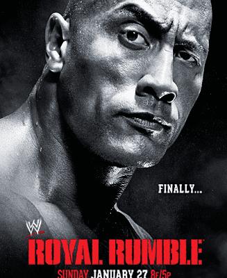 Wwe Royal Rumble 2013 Poster