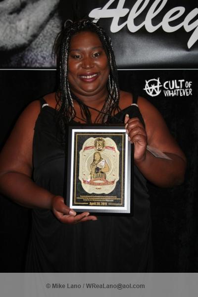 Kharma Amazing Kong Award
