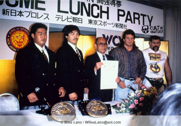 New Japan Steiner Brothers