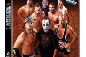 Tna Bound For Glory 2012 Dvd