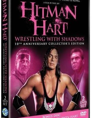 Wrestling With Shadows Bret Owen Hart Dvd
