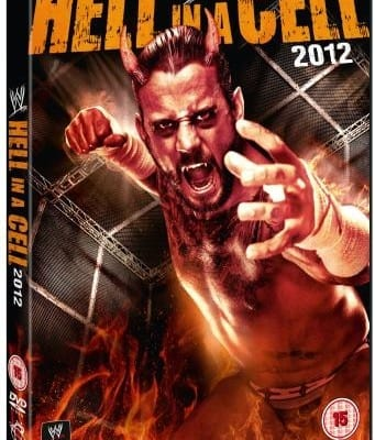 Wwe Hell In A Cell 2012 Dvd