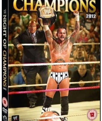 Wwe Night Of Champions 2012 Dvd