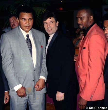 Eric Bischoff Muhammad Ali