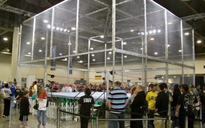 Hardcore Wrestling Hell In A Cell