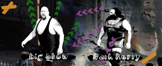 Jr Wwe Big Show Mark Henry