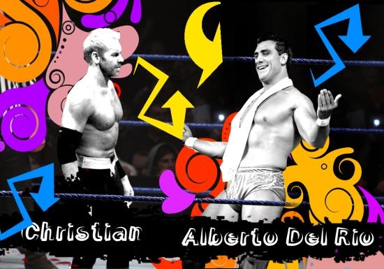 Jr Wwe Christian Alberto Del Rio 2