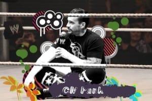 Jr Wwe Cm Punk