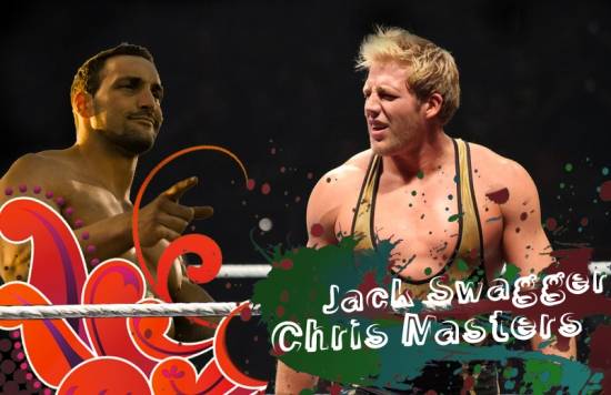Jr Wwe Jack Swagger Chris Masters