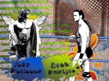 Jr Wwe John Morisson Drew Mcintyre