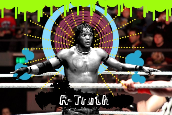 Jr Wwe R Truth
