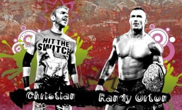 Jr Wwe Randy Orton Christian 2