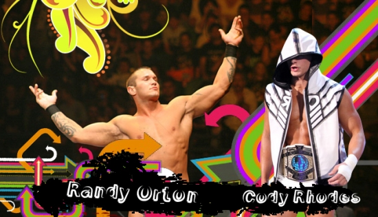 Jr Wwe Randy Orton Cody Rhodes
