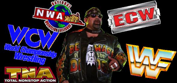 Rick Steiner TNA WCW WWF NWA