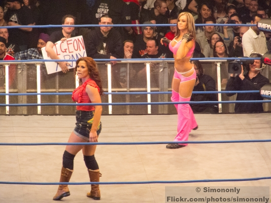 Tna Mickie James Velvey Sky