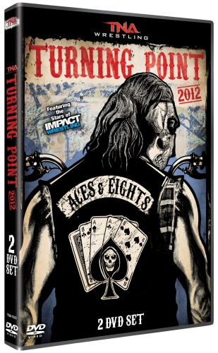 Tna Turning Point 2012 Dvd