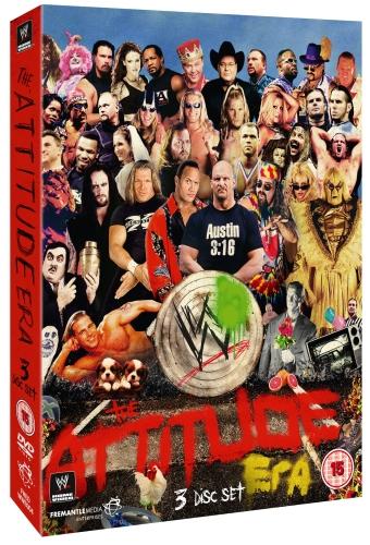 Wwe Attitude Era Dvd