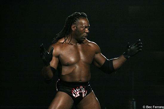 WWE Booker T 03061
