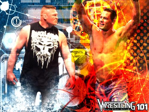 Wwe Brock Cena Jr2012