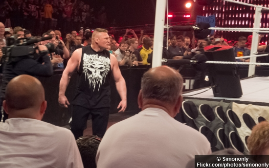 Wwe Brock Lesnar 3