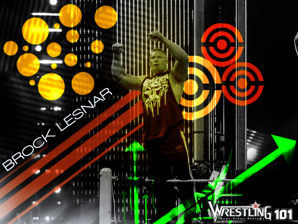 Wwe Brock Lesnar Jr2012