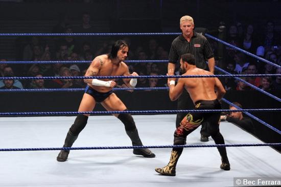 WWE Chavo Guerrero