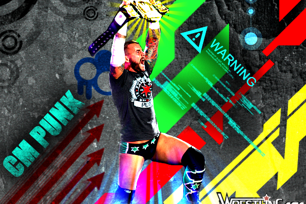 Wwe Cm Punk Jr2012