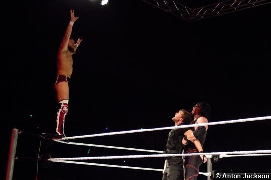 Daniel Bryan Kane Dean Ambrose