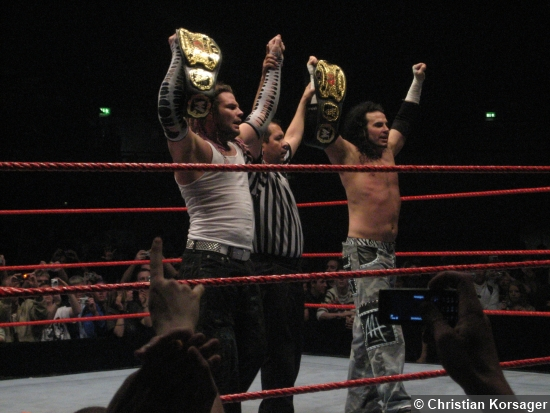 WWE Hardy Boys