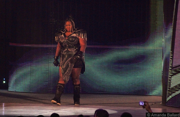 Wwe Kharma Stage