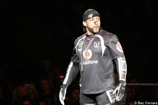 WWE MVP