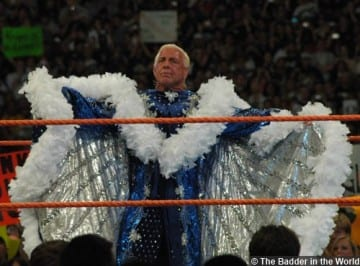 Wwe Ric Flair Wrestlemania