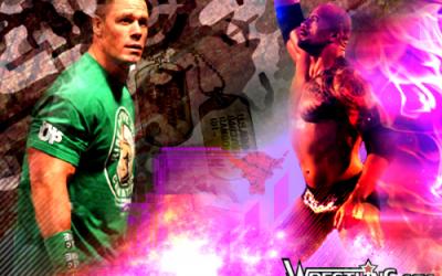 Wwe Rock Cena Jr2012