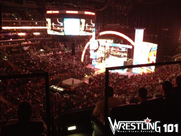 Wwe Summerslam 2012 Arena