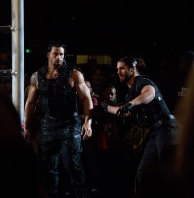 Wwe The Shield Rollins Reigns