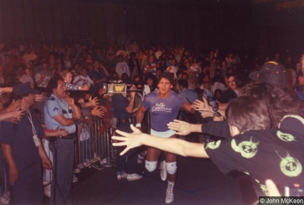 WWF Tito Santana
