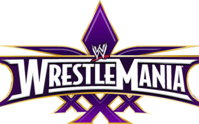 Big Wwe Wrestlemania 30 Logo