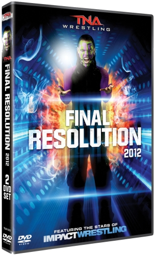 Tna Final Resolution 2012 Dvd