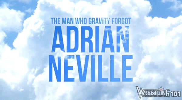 Wwe Adrian Neville Banner