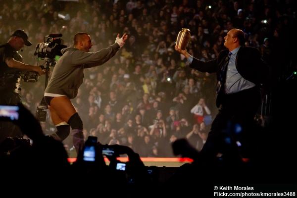 Wwe Cm Punk Paul Heyman 2 Wrestlemania 29