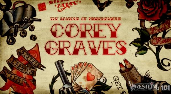 Wwe Corey Graves Banner