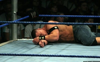 Wwe John Cena Defated