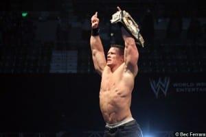 Wwe John Cena Title