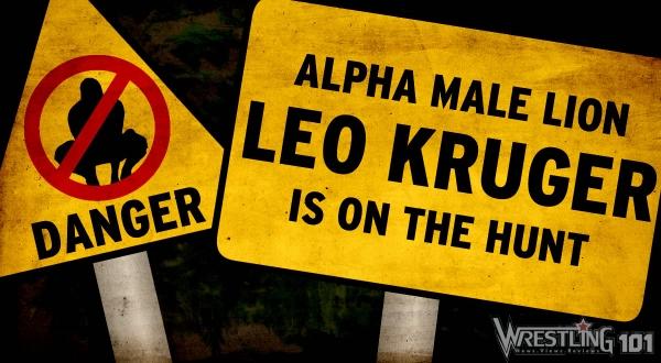 Wwe Leo Kruger Banner