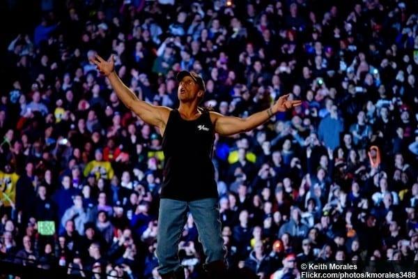 Wwe Shawn Michaels Hbk Wrestlemania 29