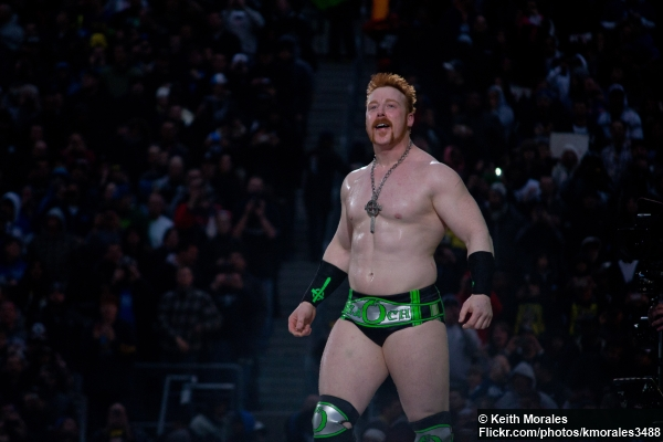 Wwe Sheamus Wrestlemania 29