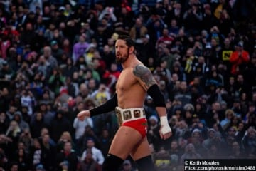 Wwe Wade Barrett Wrestlemania 29
