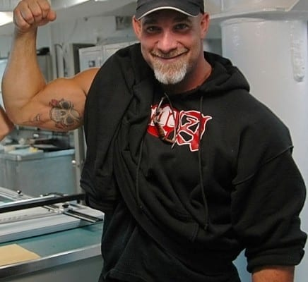 Bill Goldberg Flex