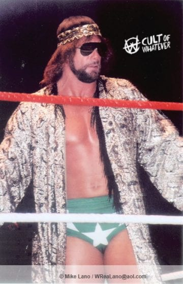 Macho Man Randy Savage Debut
